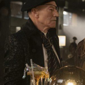 Star Trek Picard Jean-Luc Picard Suit