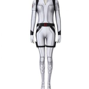 2020 Black Widow Jumpsuit Costume