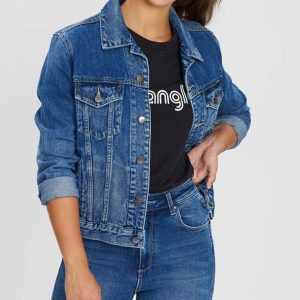 Yellowstone Monica Dutton Denim Jacket