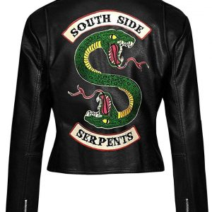 Southside Serpents Riverdale Leather Jacket