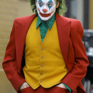 Joker Arthur Fleck Red Coat