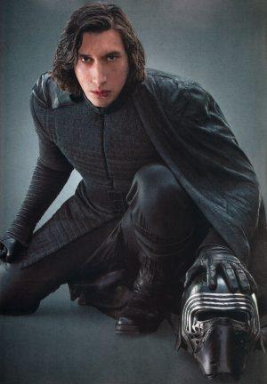 Star Wars The Last Jedi Kylo Ren Jacket