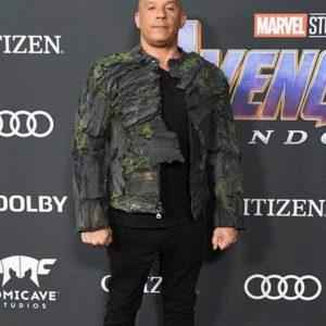 Avengers Endgame Premiere Im Groot Jacket