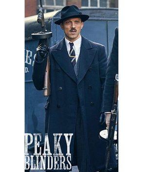 Peaky Blinders Mateo Trench Coat