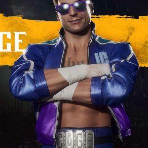 Johnny Cage Mortal Kombat 11 Jacket