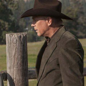 Yellowstone John Dutton Corduroy Blazer