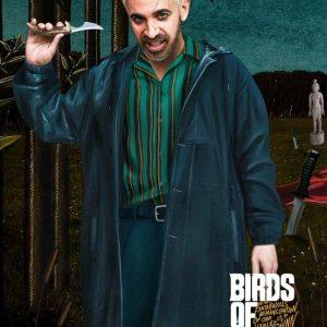 Birds Of Prey Victor Zsasz Coat