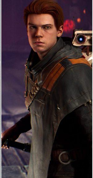 Star Wars Jedi Fallen Cal Kestis Jacket