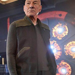 Jean-Luc Picard Star Trek Picard Vest
