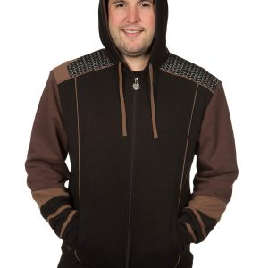 The Witcher 3 Geralt Armor Hoodie
