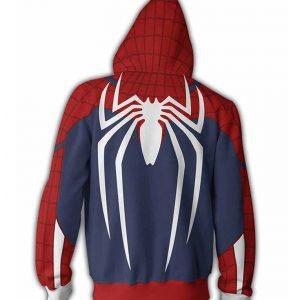 Spider-Man PS4 Hoodie