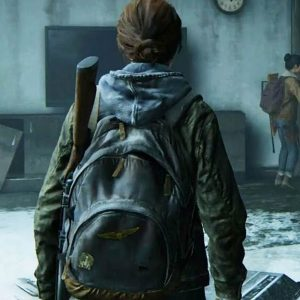 The Last Of Us Part II Ellie Green Jacket