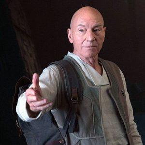 Star Trek Picard S01 Jean-Luc Picard Vest