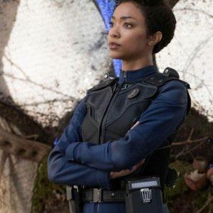 Star Trek Discovery Warriors Armor Vest