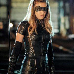 Arrow Season 6 Black Canary Jacket
