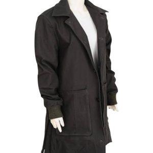 Avengers Infinity War Elizabeth Olsen Cotton Coat