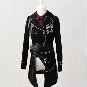 Military Lolita Coat