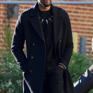 Black Panther (Chadwick Boseman) Avengers Infinity War Long Coat