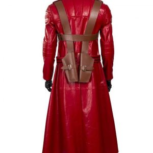 Devil May Cry 3 Dante Trench Coat