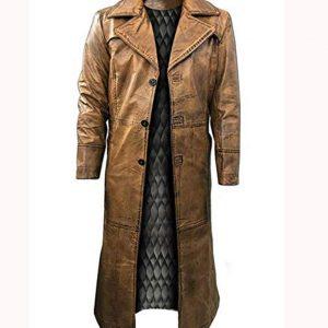 Murder on the Orient Express Edward Ratchett Coat