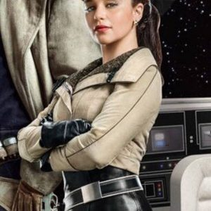 Solo: A Star Wars Story Qira Cotton Jacket
