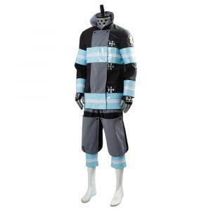 Fire Force Tamaki Kotatsu Jacket