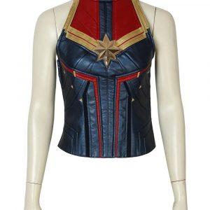 Carol Danvers Captain Marvel Vest
