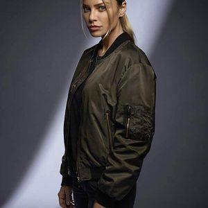 Chloe Decker Lucifer Bomber Jacket