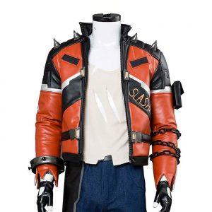 Overwatch Slasher 76 Halloween Jacket