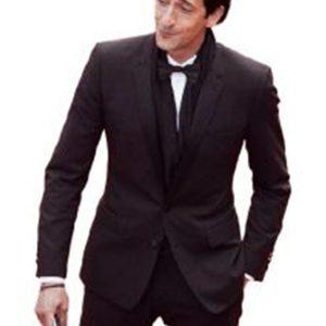 Peaky Blinders Luca Changretta (Adrien Brody) Black Tuxedo