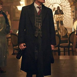 Peaky Blinders Thomas Shelby (Cillian Murphy) Coat