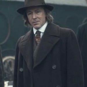 Peaky Blinders Aberama Gold (Aidan Gillen) Coat