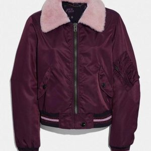 Riverdale Season 4 Betty Cooper Bomber Jacket