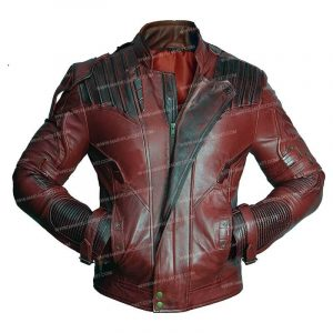 Star Lord Guardians of the Galaxy Vol 2 Jacket (Style1)