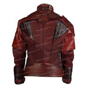 Star Lord Guardians of the Galaxy Vol 2 Jacket (Style2)