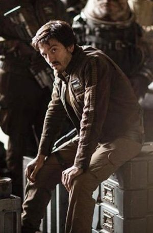 Rogue One: A Star Wars Story Diego Luna Captain Cassian Andor Jacket