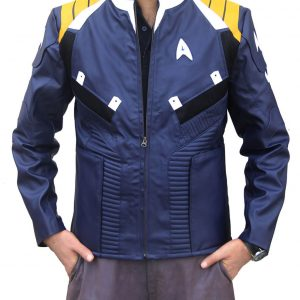 Star Trek Beyond Blue Jacket