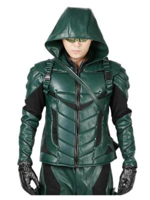 Green Arrow season 5 Jacket