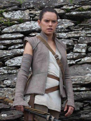 Star Wars The Last Jedi Rey Vest