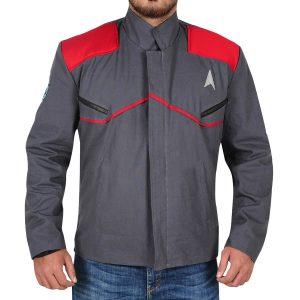 Star Trek Beyond Commander Spock Jacket