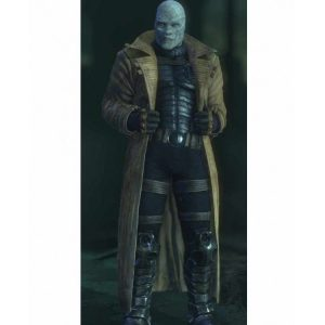 Hush Batman Arkham City Leather Coat