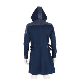 Devil May Cry 5 Nero Blue Coat