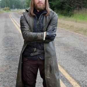 TOM PAYNE WALKING DEAD TRENCH COAT
