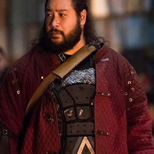 THE WALKING DEAD COOPER ANDREWS QUILTED JACKET