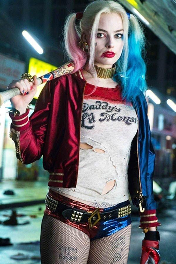 Harley Quinn Suicide Squad Costume Jacket