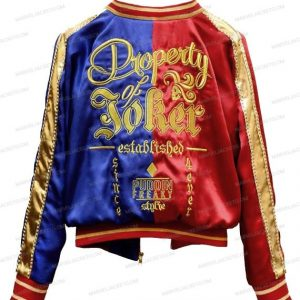 Harley Quinn Suicide Squad Costume Jacket