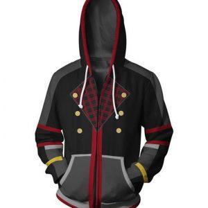 Kingdom Hearts III Kai Sora Hoodie