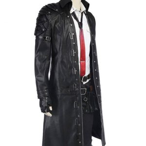 PUBG Playerunknown's Battlegrounds Leather Coat