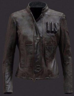 Han Solo Star Wars Women's Jacket