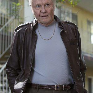 TV SERIES RAY DONOVAN JON VOIGHT BROWN JACKET